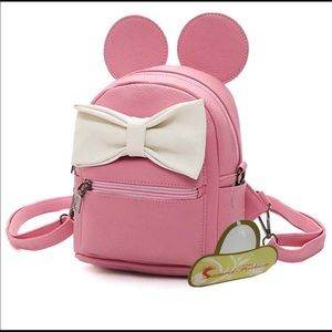 Minnie Mouse backpack for Disney 🆕